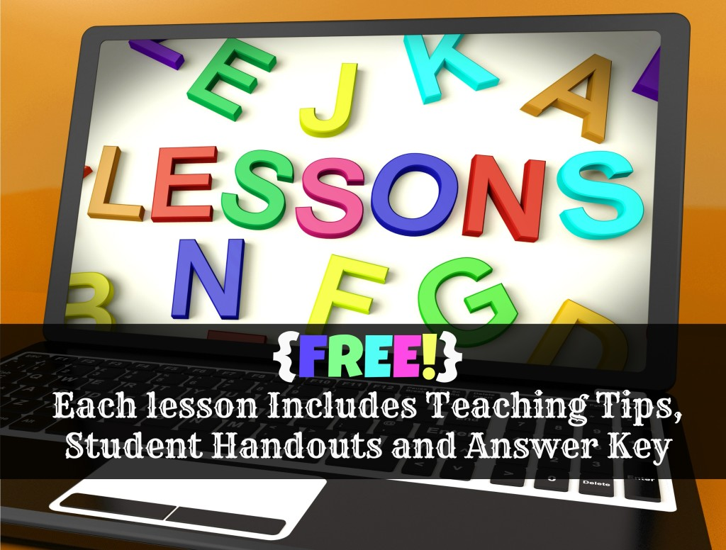 Lessons Message On Computer Screen Shows Online Education