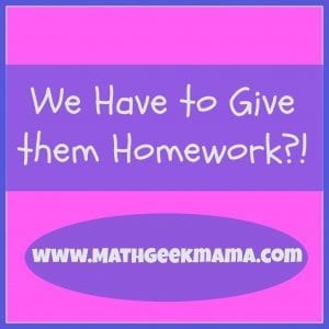 Homework Title