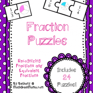 Fraction Puzzles1