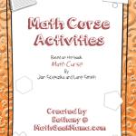 Math Curse Activities