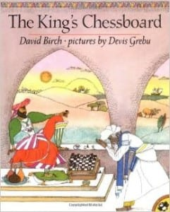 kings chessboard