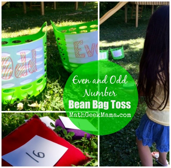Even Odd Bean Bag Game4