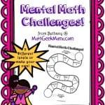 Mental Math Challenge