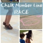 Number Line Race