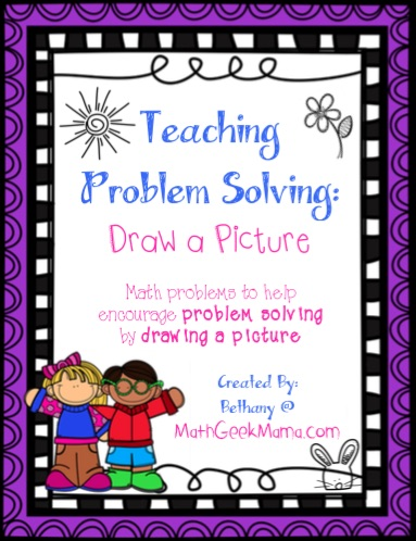 Problem Solving-Draw a Picture