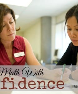 5 Tips to Teach Math with Confidence
