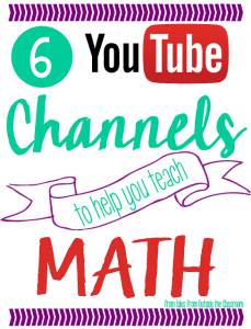 YouTube Channels for Math
