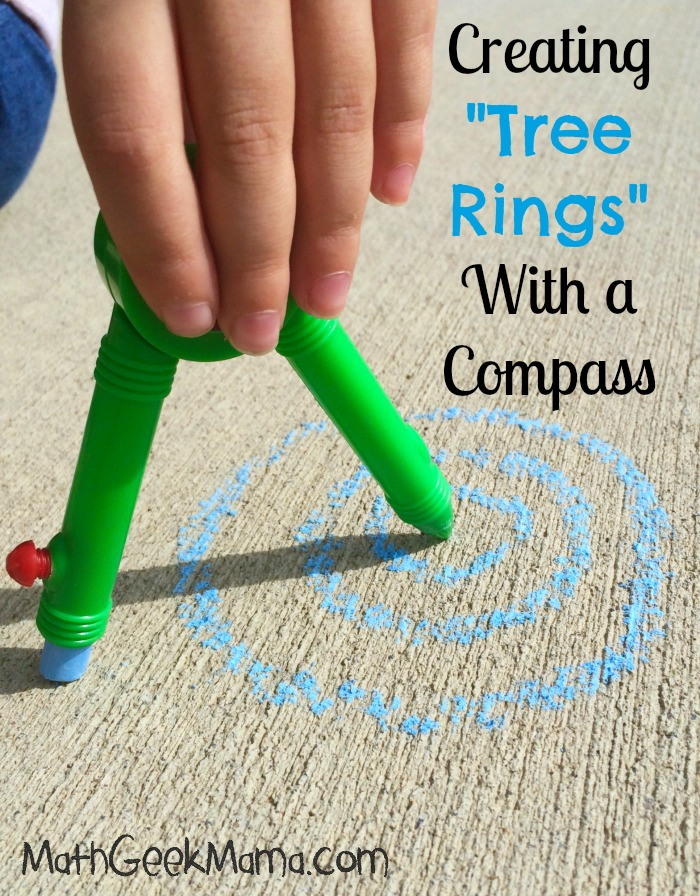 Creating Tree Rings with a Compass