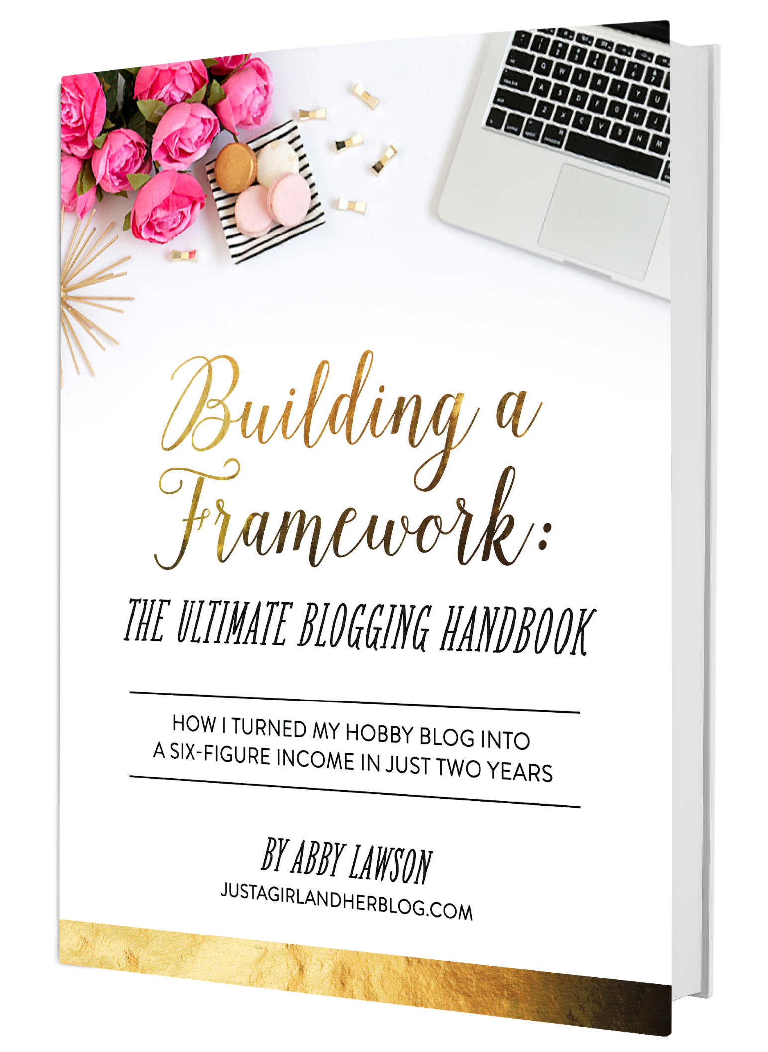 Framework2_BookMockUp Transparent Background