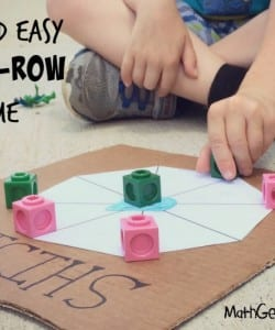 Fun and Easy Three-in-a-Row Game!