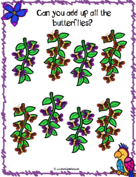 Grapes of Math Addition Problem Solving Page2_MathGeekMama