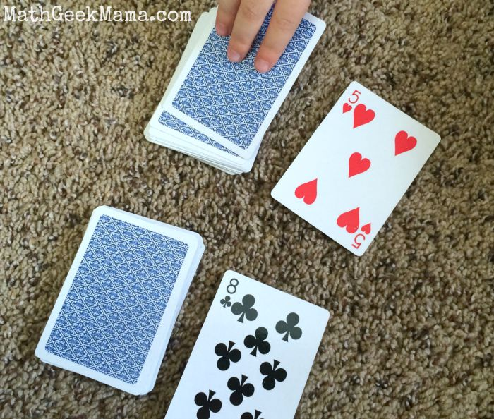 Math Card Games Collection 2_MathGeekMama