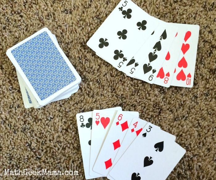 Math Card Games Collection3_MathGeekMama