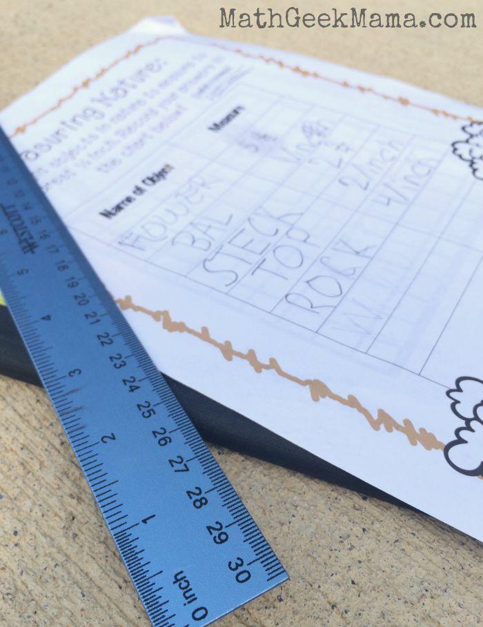 Summer Math Camp Measurement_MathGeekMama4