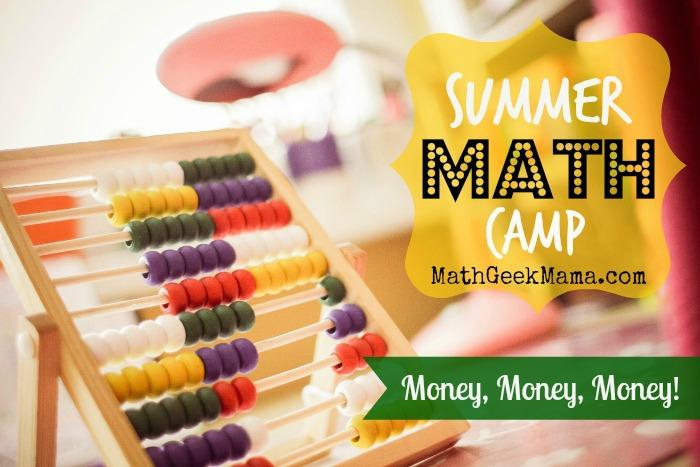Summer Math Camp Week 4