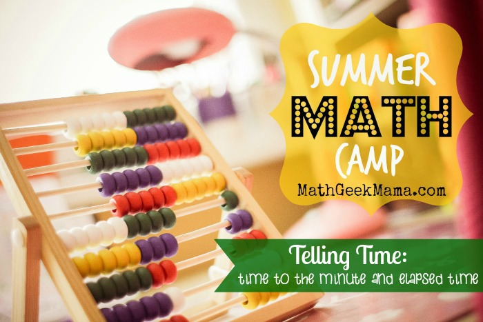 Summer Math Camp Week 5