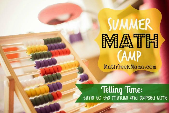 Summer Math Camp Week 5