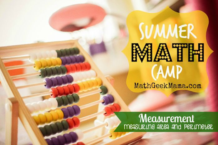 Summer Math Camp Week 6