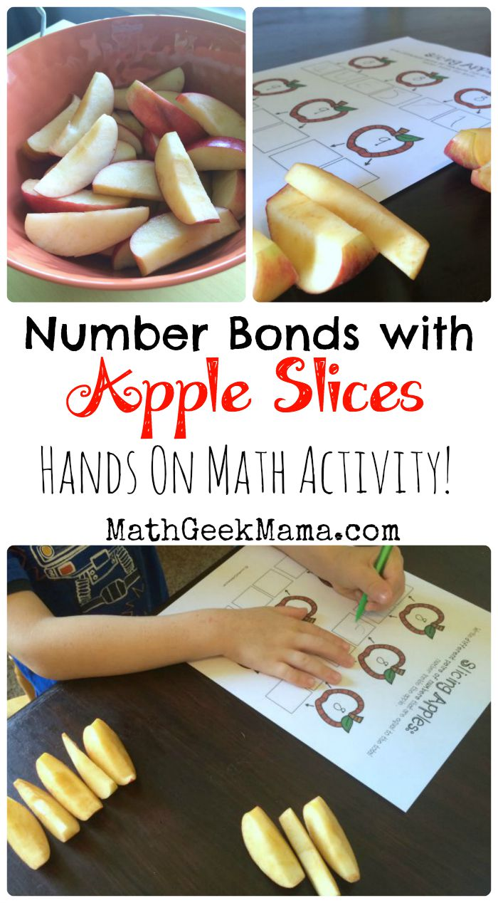 Such a fun, hands on way to help kids make sense of number bonds and look for patterns! Plus, free printables for extra practice!
