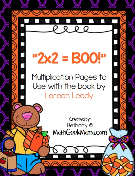 Fun, hands-on multiplication ideas! Plus, FREE practice pages to help kids understand multiplication!
