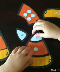 {FREE} Candy Corn Number Puzzles!