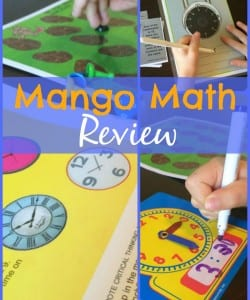 Mango Math Product Review {First Grade}