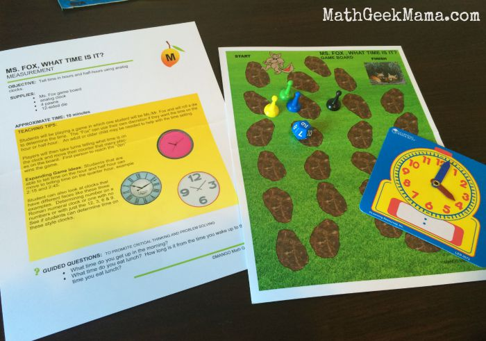 This is a great review of these unique educational products!