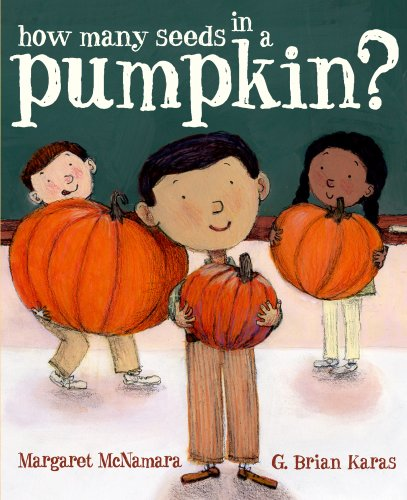 This is an excellent post on using this book to explore estimation and counting with kids!