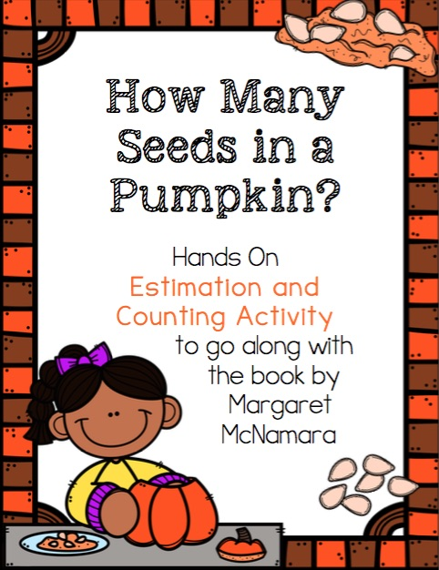 How Many Seeds In A Pumpkin Fall Estimation Fun