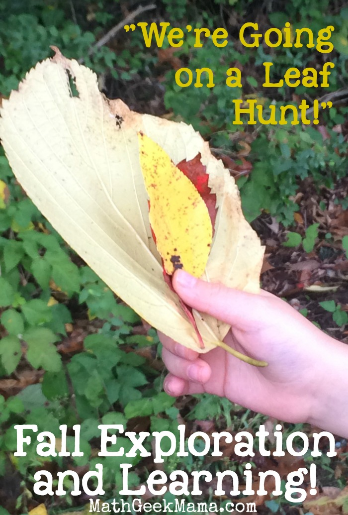Leaf Hunt Exploration