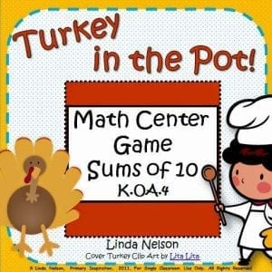 Turkey Pot Equals 10 freebie cover 8X8