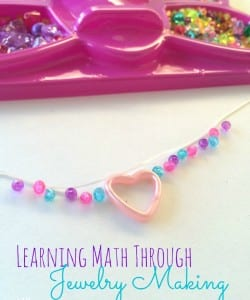 Making Math Relevant: Learning Math Through Jewelry Making