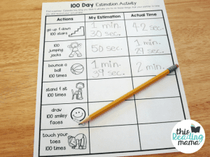 FREE-100-Day-Estimation-Activity-Page