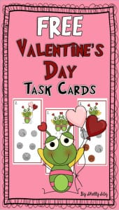 Valentine's Countinf Money Freebie
