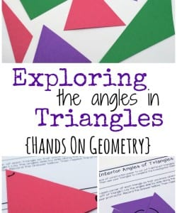 Understanding the Angles in Triangles