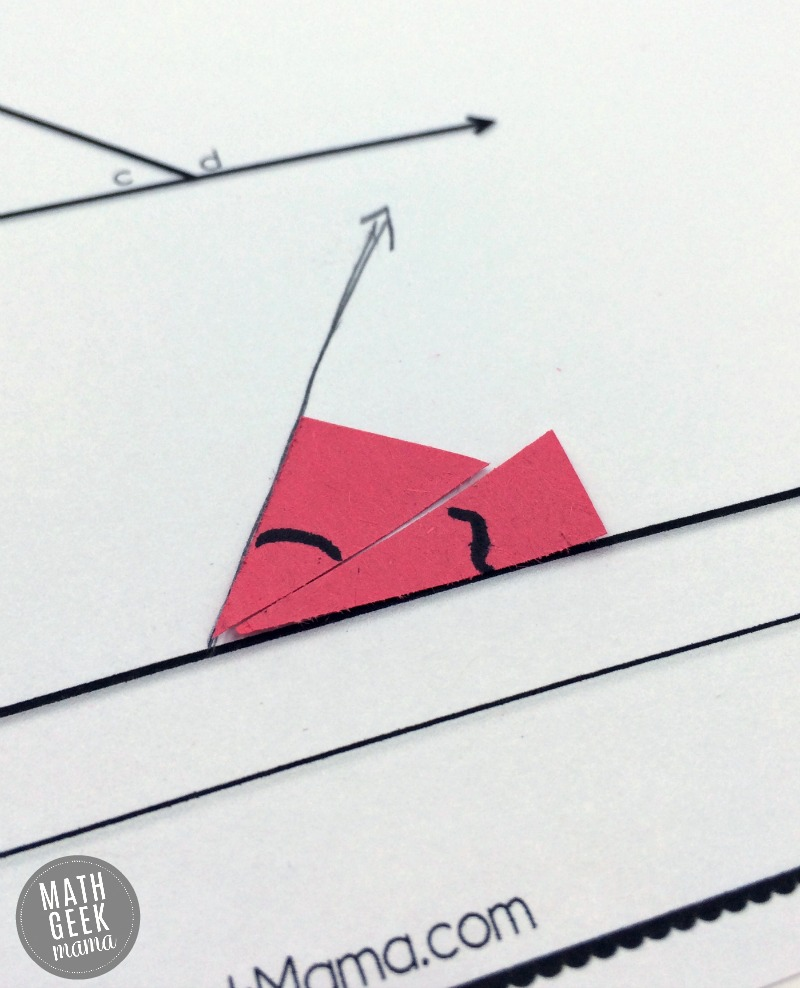 Understanding Interior And Exterior Angles In Triangles