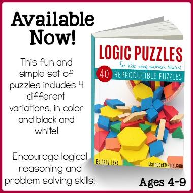 Logic Puzzles Book Sidebar ad