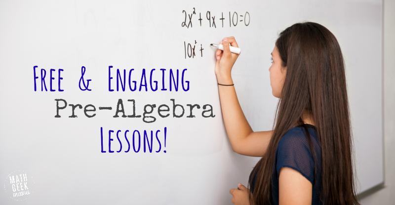 Solving Equations - Cool math Pre-Algebra Help Lessons - Solving ...