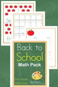 Back-to-School-Math-Pack-By-Year-Round-Homeschooling