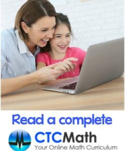 Online Homeschool Math: CTC Math Review