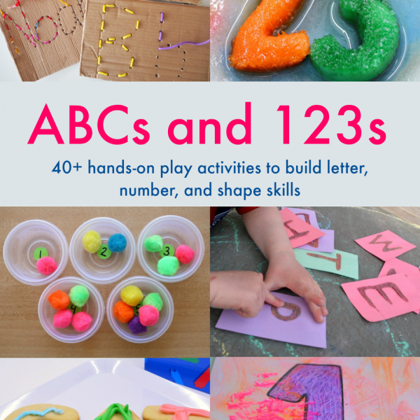 This unique book is jam-packed with simple to set up, hands-on learning ideas! You will love how quickly and easily you can make learning playful for curious kids.