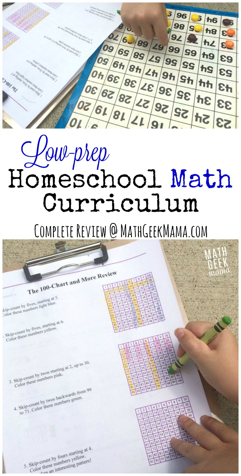 Looking for a homeschool math curriculum that is easy to implement, yet teaches math in a conceptual way? Read this complete review of Math Mammoth to learn why this might be a good homeschool math option for your family!