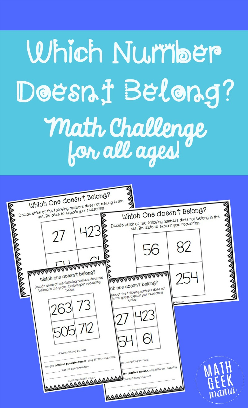 logical reasoning Archives - Math Geek Mama