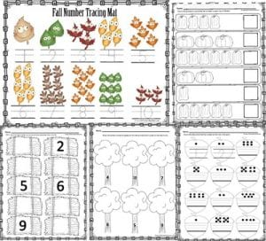 Fall Number Worksheets TPT3_thumb[2]