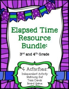 Elapsed Time Bundle Cover