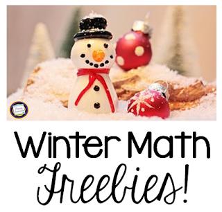 winter-math-freebies