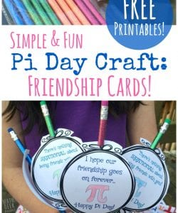 Pi-lentines: Sweet Pi Day Craft for All Ages