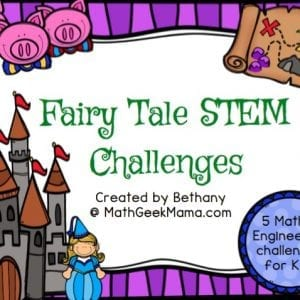 Fairy Tale STEM Cover