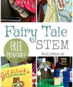 Fairy Tale STEM: Literature Based Math and Engineering