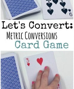 Let's Convert: Easy Metric Conversions Game